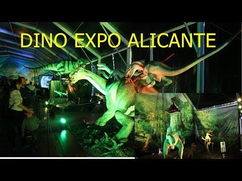 dino expo Alicante