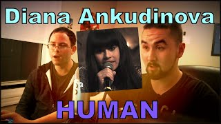"Download Diana Ankudinova REACTION! ""Human"" Суперсезон. Финал: Диана Анкудинова, г. Москва. Human Mp3 and Videos"