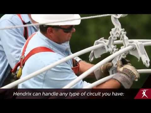 Hendrix Aerial Cable Systems - When Time is Money, Faster is Better