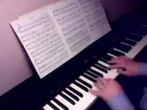 Gabriel Fauré: Pavane piano solo