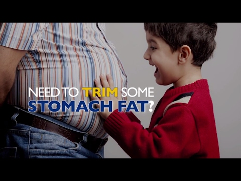 Need to Trim some Stomach Fat?