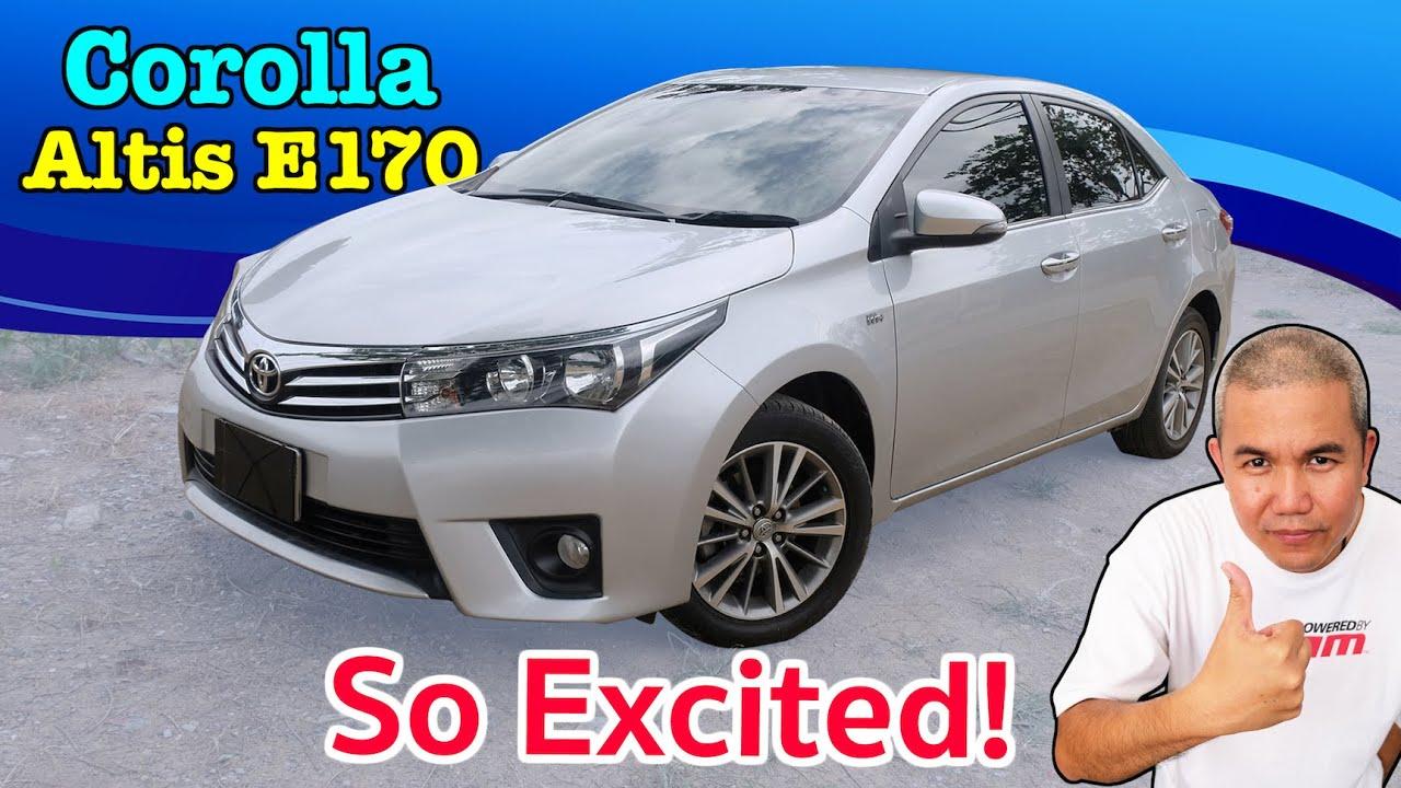 รีวิว รถมือสอง Toyota Corolla Altis G11 E170 กลีบดอกไม้แดนอาทิตย์อุทัย รถขายดีตลอดกาล!
