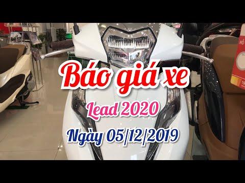 Giá Xe Honda Lead 2020 Mới Nhất Ngày 05/12/2019 - Giá Lăn Bánh Xe Lead Trọn Gói Tại Head