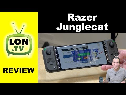Razer Junglecat Android Game Controller Review - Switch Like Experience For Smartphones