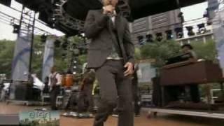Justin Timberlake & Timbaland - Sexyback (live)