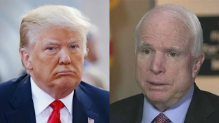 Trump vs McCain: Preview Of Impeachment Battle?
