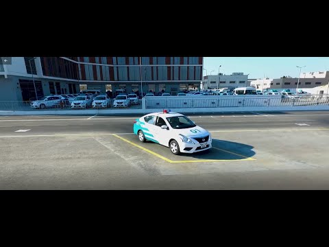 HOW TO PARK IN SMART YARD / PARKING TEST / RTA / DRIVING TEST / EXCELLENCE DRIVING TIPS / ENGLISH
