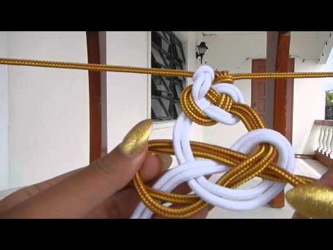 Macrame Knots Tutorial @catrionaakacat