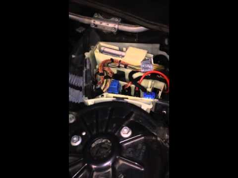 Bmw e60 DDE light blue relay replacement by Neal Patel
