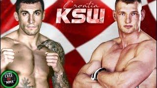 KSW 51 - Cezary Kęsik vs Aleksandar Ilic
