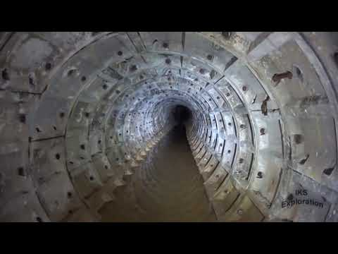 MOST DANGEROUS TUNNEL EVER !!! (Why do we do this)