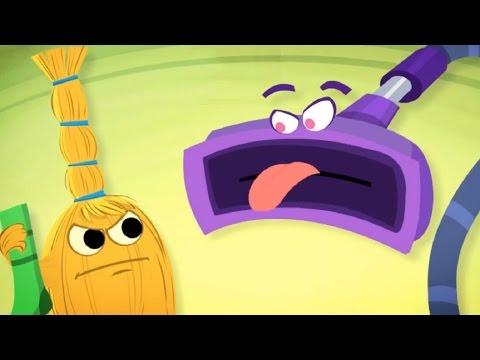 Фиксипелки: Пылесос - песенка из мультфильма Фиксики - теремок тв: песенки для детей - Как поздравить с Днем Рождения