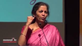 International Women's Day 2015 - Hon Minister Ms Nirmala Sitharaman