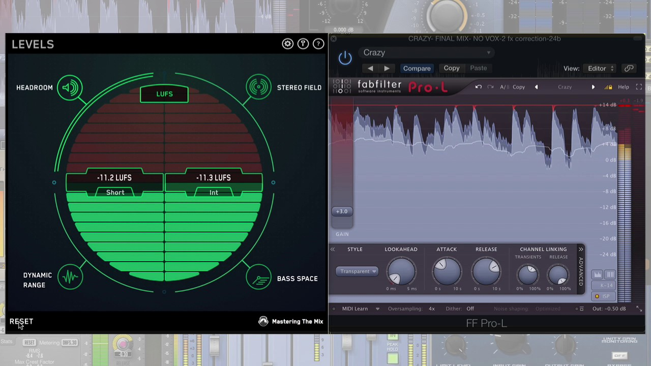 How to use a Limiter whilst Mastering Audio | Mastering The Mix