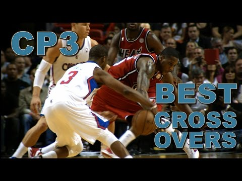 Chris Paul's Best Career Crossovers