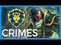 Top 5 Worst Alliance Crimes World Of Warcraft Lore mp3