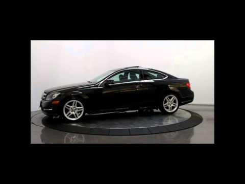 2013 MERCEDES-BENZ C250 AMG SPORT COUPE