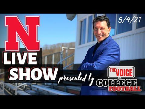 Nebraska Cornhuskers LIVE 15 / SPRING GAME POST, NFL DRAFT