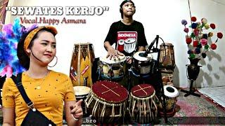 Download Sewates Kerjo - Happy Asmara feat Cak Alviin Micola Bro