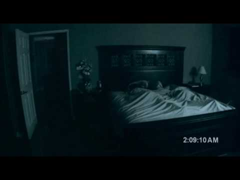 Paranormal Activity - Trailer Italiano
