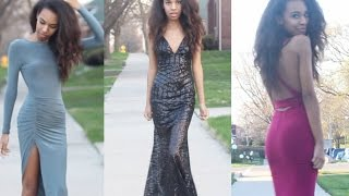 Prom & Night Out Dresses Lookbook 2016