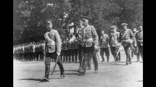 Единственная запись голоса Царя Николая       1910 год