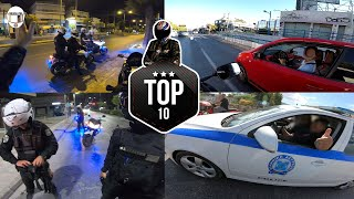 TOU BUSA O YIOS Top 10 - Reactions