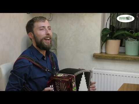 Комбайнёры! Песня Игоря Растеряева в исполнении Сергея Пензина на кухне талантов на улице Болотова.