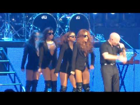 Pitbull 2013 japan tour tokyo 914 global warming tour