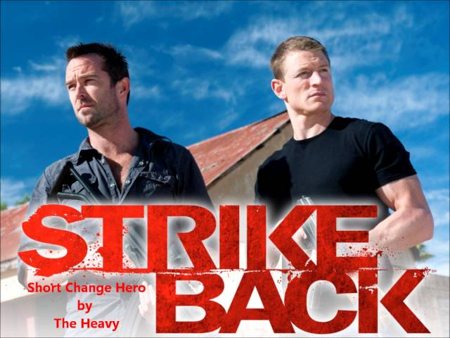 Short Change Hero by The Heavy from Strike Back (Intro Theme Song) (HD)
