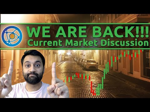 Is Bitcoin headed back to $6,000 | Live Market Update with Sneh