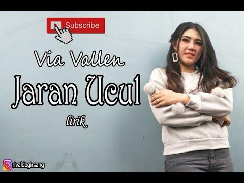 Via Vallen - Jaran Ucul (lirik karaoke video)
