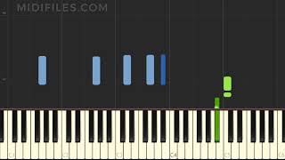 Download 🎹 EASY TUTO : HOLD ON / NANO (WITH DRUMS) MP3 song and Music Video