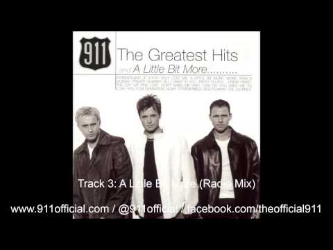 911 - The Greatest Hits and A Little Bit More Album - 03/14: A Little Bit More [Audio] (1999)