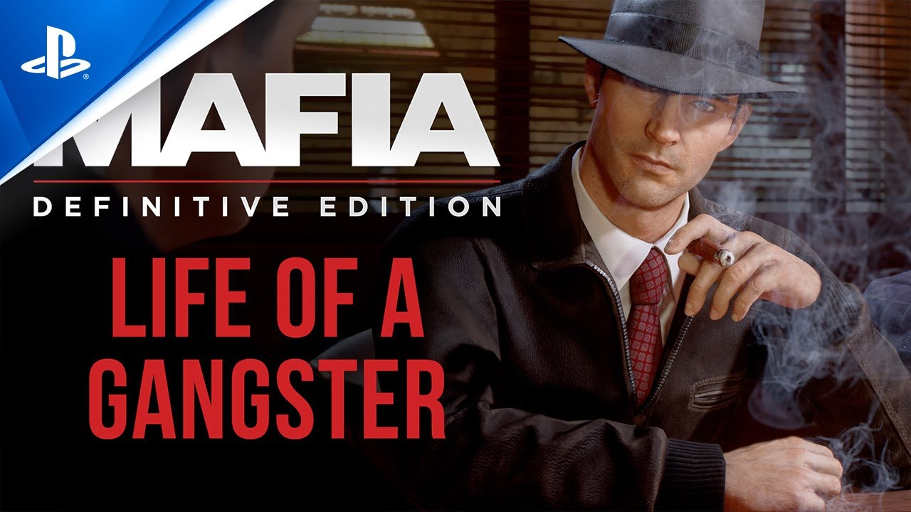 Mafia: Definitive Edition - Life of a Gangster | PS4