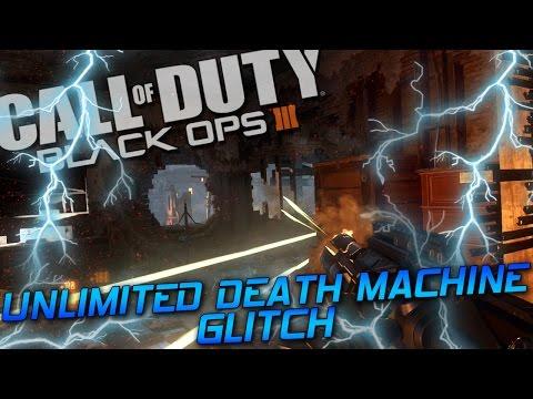 Black Ops 3 New 'GOROD KROVI' Zombies 'UNLIMITED' Death Machine Glitch