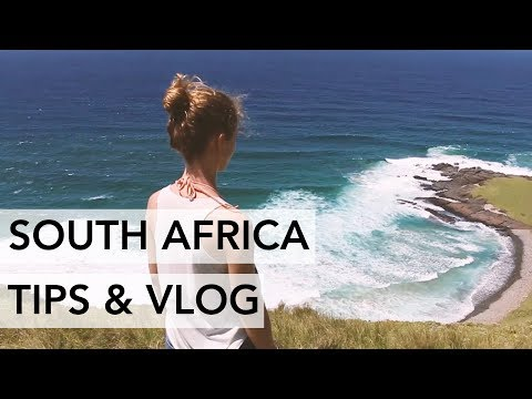 South Africa -Travel from Cape Town to Johannesburg (Highlights & How to get around)