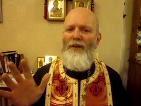 Orthodox Sermon 2013 12 08 Luke 13 10 17 The woman with the 18 year  infirmity