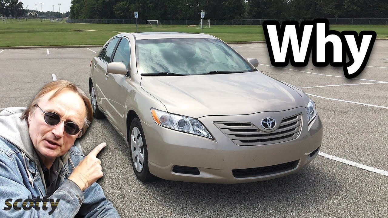 Here's Why the Toyota Camry is the Most Reliable Car