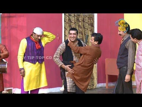 Sardi Mein Garmi New Iftikhar Thakur Pakistani Stage Drama Trailer Full Comedy Play 2018