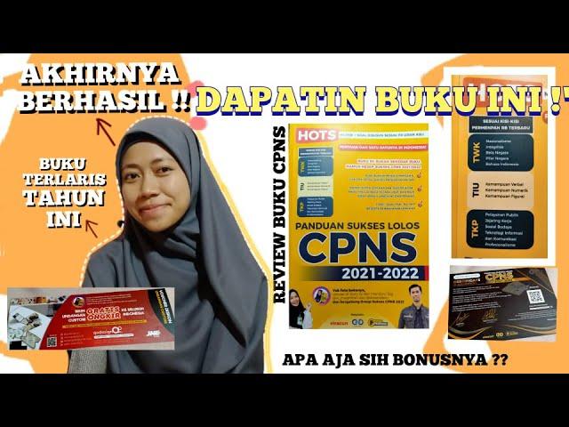 Review Buku Dan Bonus Sukses Cpns 2021 2022 Ii By Viracun Dosendeso Dan Pejuang Pendidik Youtube