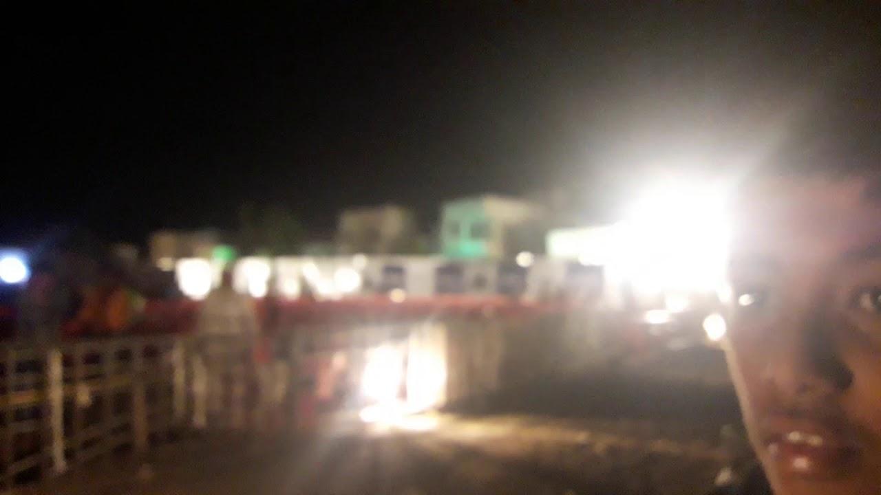 Shivputra sambhaji mahanatya barshi dr amol kolhe entry scene(3)