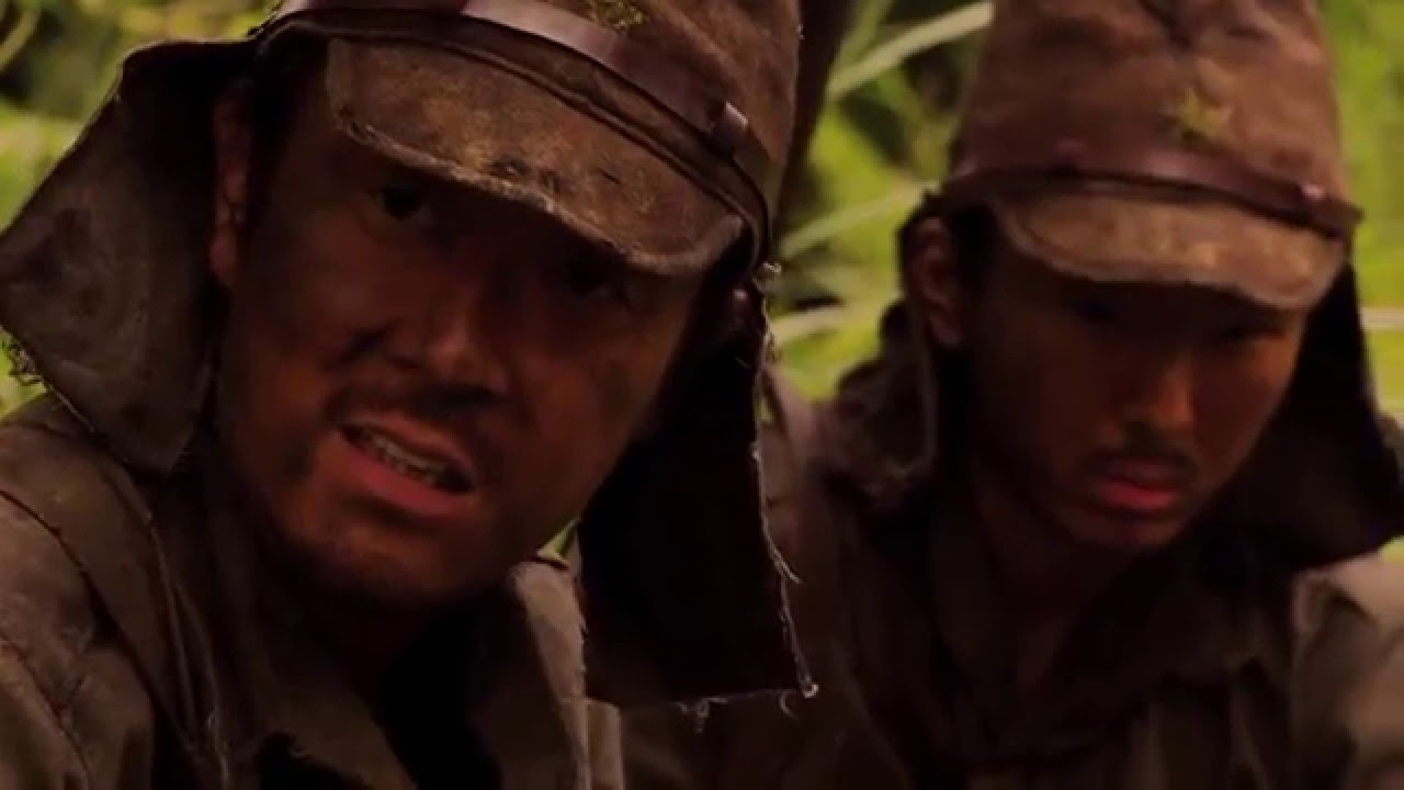Trailer de Fires on the Plain — Nobi (HD)
