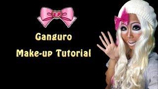 Ganguro Makeup Tutorial Thumbnail