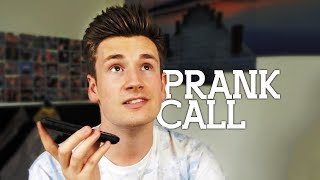 PRANK CALLING MY BROTHER