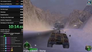 C&C: Renegade - Speedrun any% (1:13:45)