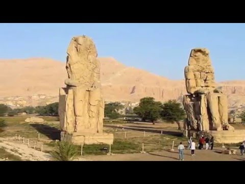 Lost cities of The World - Thebes (Egypt)