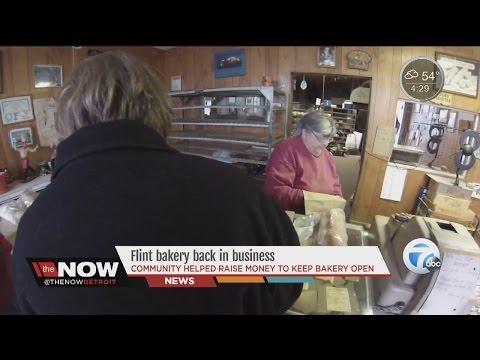 Money raised to save the Balkan Bakery in Flint