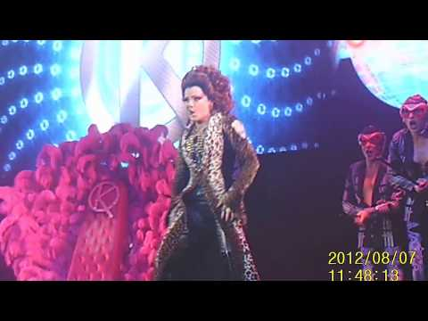 We Will Rock You (The Musical)-Killer Queen live at The Odyssey Arena, Belfast
