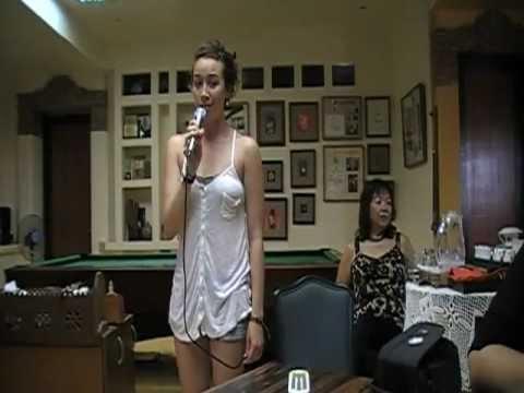 """Nandito Ako"" cover by Julie Ann Earls"